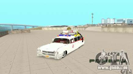 Ghostbusters ECTO 1 pour GTA San Andreas