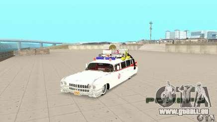 Ghostbusters ECTO 1 für GTA San Andreas