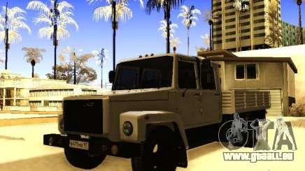 3309 GAZ double rangée pour GTA San Andreas