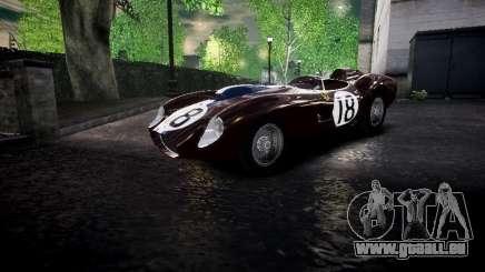 Ferrari 250 Testa Rossa pour GTA 4