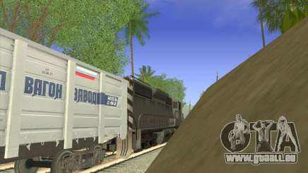 Gondel Auto 12-196-01 für GTA San Andreas