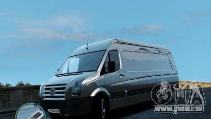 Volkswagen Crafter pour GTA 4