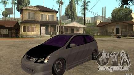 Honda Civic Type-R für GTA San Andreas