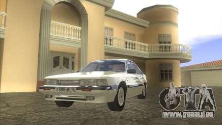 Mazda 626 DC 1986 pour GTA San Andreas