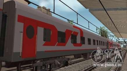 PKW RZD für GTA San Andreas