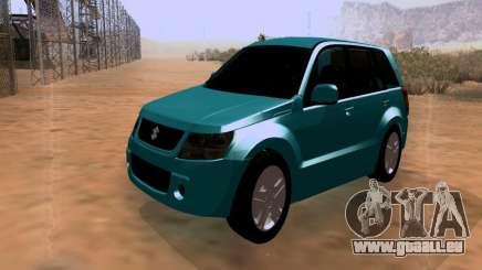Suzuki Grand Vitara pour GTA San Andreas