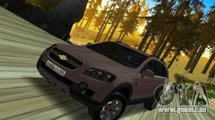 Chevrolet Captiva für GTA San Andreas