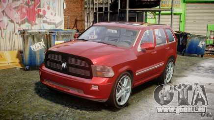 Dodge Durango [Beta] für GTA 4