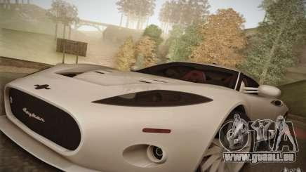 Spyker C8 Aileron pour GTA San Andreas