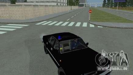 Volga fédéral pour GTA San Andreas
