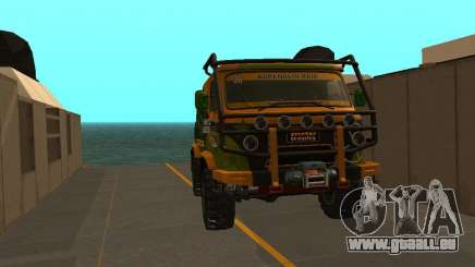 UAZ 2206 Expedition für GTA San Andreas