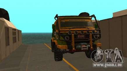 UAZ 2206 expédition pour GTA San Andreas