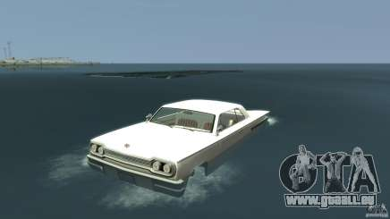 Voodoo Boat für GTA 4