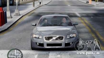 VOLVO C20 RSIGION pour GTA 4