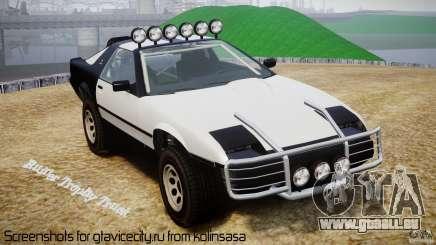Ruiner Trophy Truck für GTA 4