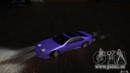 Nissan 300 ZX pour GTA San Andreas