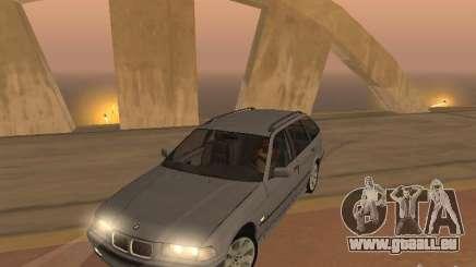 BMW 318 Touring für GTA San Andreas
