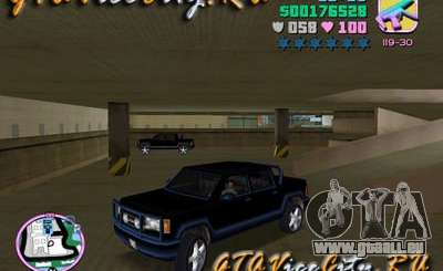 Cruisler GTA 3 für GTA Vice City