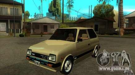 Daihatsu Cuore 1981 für GTA San Andreas
