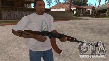 Das RPK-74 für GTA San Andreas