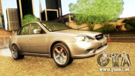 Subaru Legacy 3.0 R tuning pour GTA San Andreas