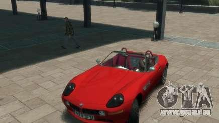 BMW Z8 pour GTA 4