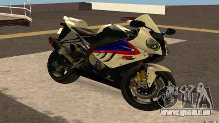 BMW S1000RR City Version für GTA San Andreas