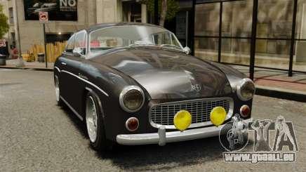 Syrena Coupe V8 für GTA 4