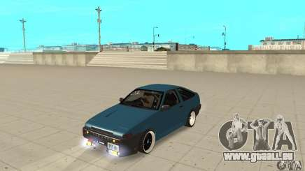 Toyota Sprinter pour GTA San Andreas