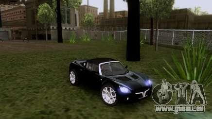 Vauxhall VX220 Turbo für GTA San Andreas