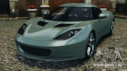Lotus Evora 2009 v1.0 pour GTA 4