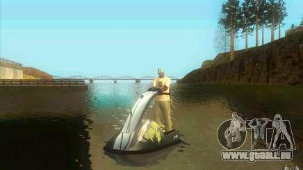 Thruster 87 für GTA San Andreas
