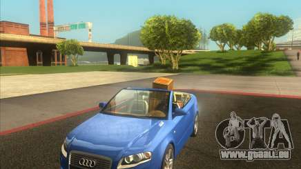 Audi A4 Convertible 2005 für GTA San Andreas