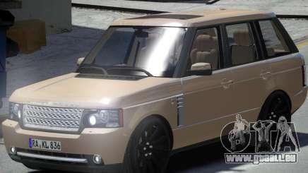 Land Rover SuperSharged für GTA 4