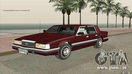 Chrysler Dynasty pour GTA San Andreas