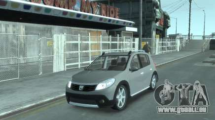 Renault Sandero v2.0 für GTA 4
