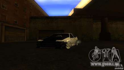 Toyota AE86 Trueno Touge Drift für GTA San Andreas