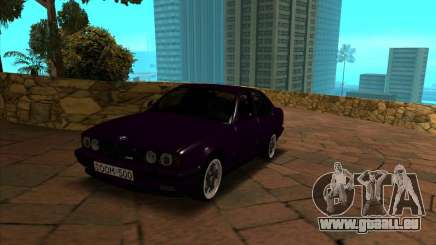 BMW M5 E34 NeedForDrive pour GTA San Andreas