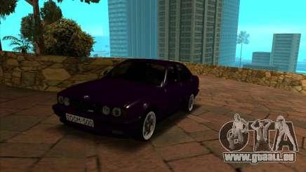 BMW M5 E34 NeedForDrive pour GTA San Andreas