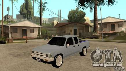 Toyota Hilux Surf v2.0 pour GTA San Andreas