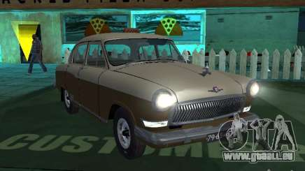 GAZ M21T Taxi pour GTA San Andreas