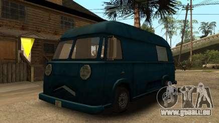 Zivile Hotdog-Van für GTA San Andreas