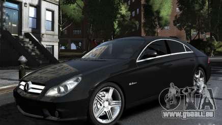 Mercedes-Benz CLS 63 AMG für GTA 4