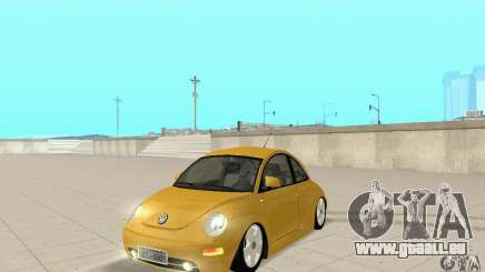 Volkswagen New Beetle GTi 1.8 Turbo pour GTA San Andreas