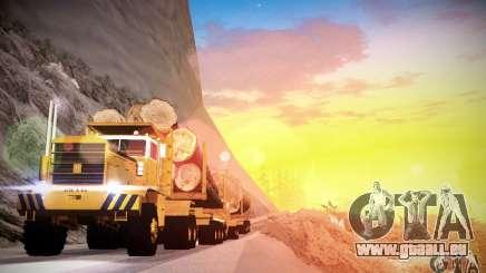 Hayes EQ 142 für GTA San Andreas