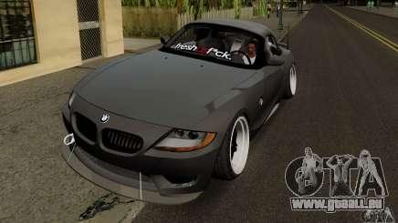 BMW Z4 Hellaflush pour GTA San Andreas