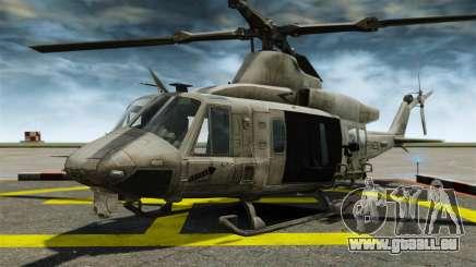 Hélicoptère Bell UH-1Y Venom pour GTA 4