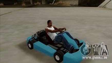 Kart pour GTA San Andreas