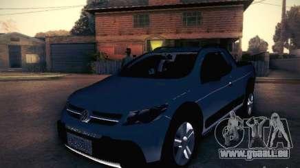 Volkswagen Saveiro Cross pour GTA San Andreas