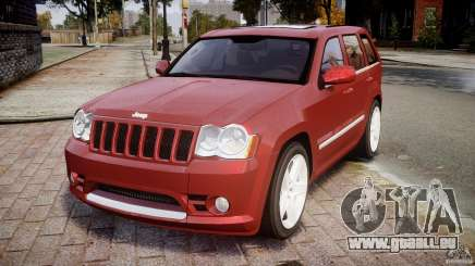 Jeep Grand Cherokee für GTA 4